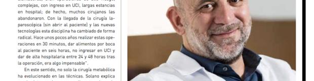Revista Forbes: Cirugía rápida, efectiva y segura